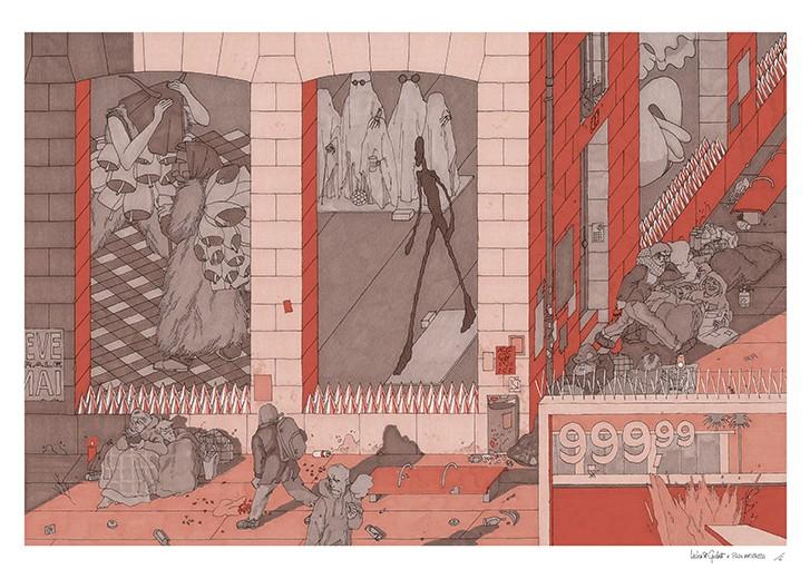 Poster Pli 04parLucien de Gurbert