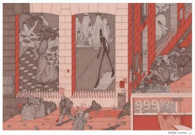 Affiche Pli 04parLucien de Gurbert