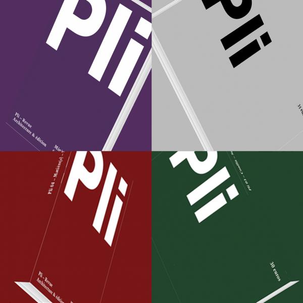 Pack Collection (Pli 03, Pli 04, Pli 05, Pli 06)
