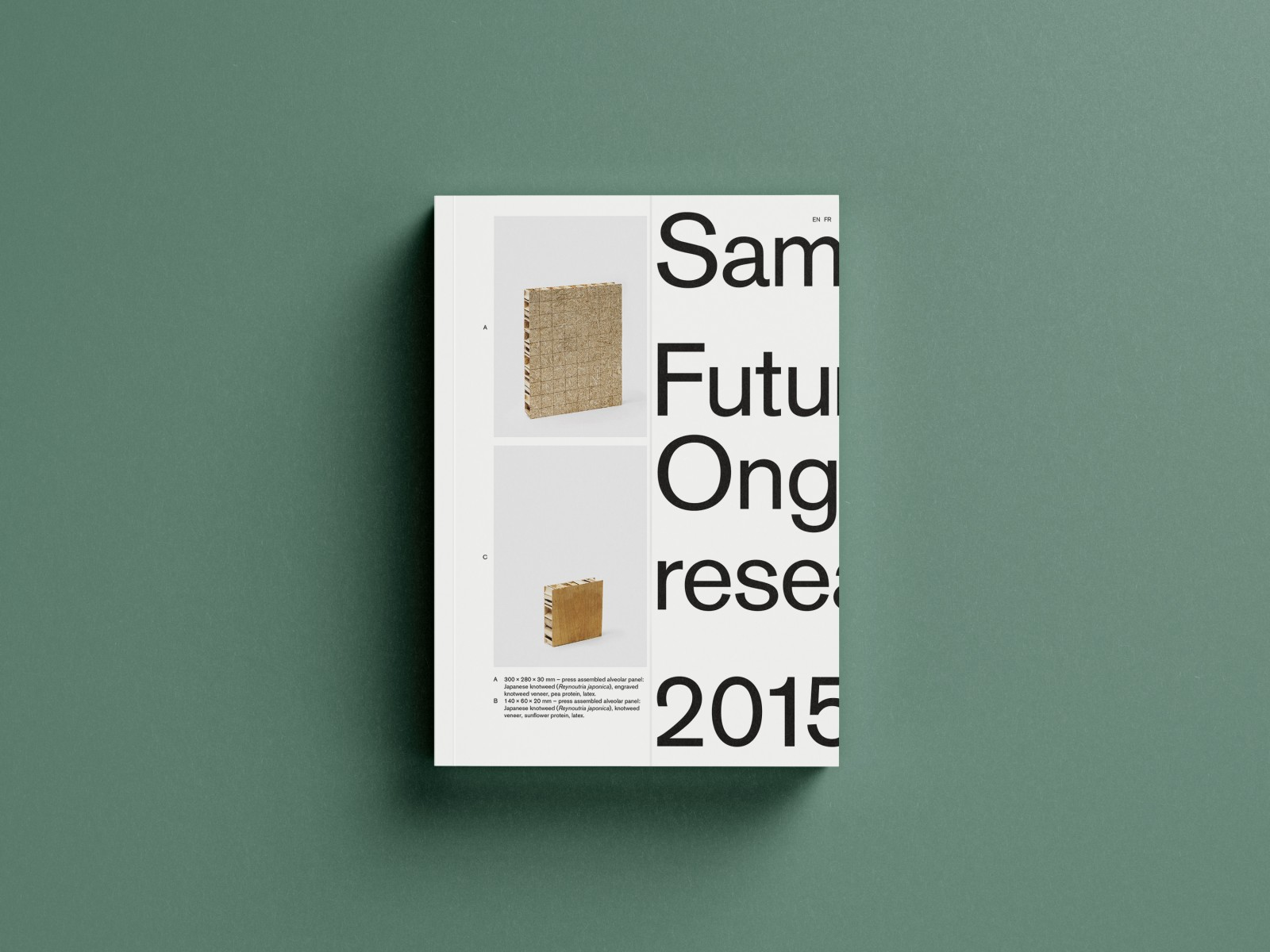 Collection 01 •  Samy Rio, Future–proof ? Ongoing research (2015–2020)